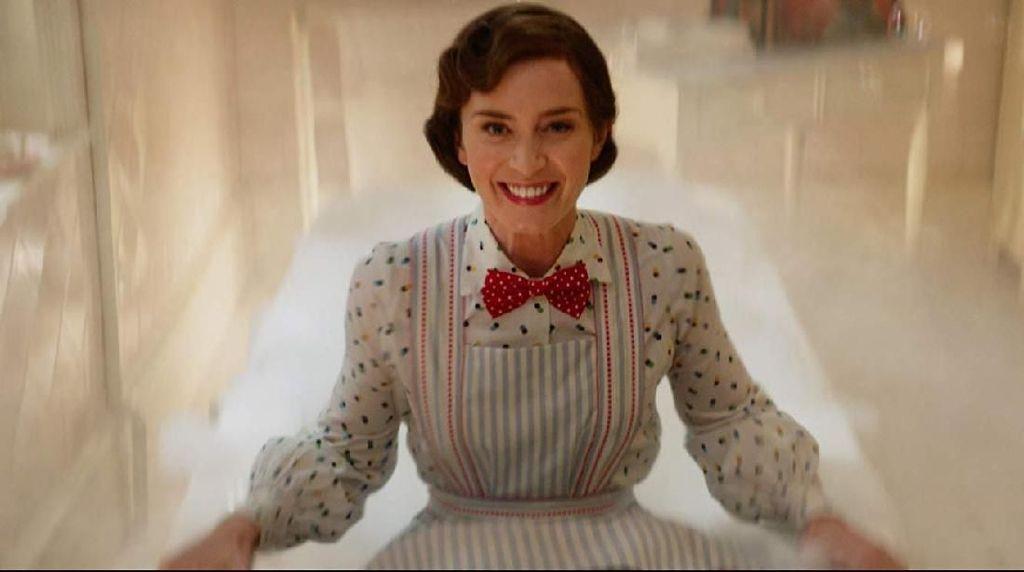Di Balik Keajaiban Mary Poppins Returns, Ini yang Mesti Diketahui
