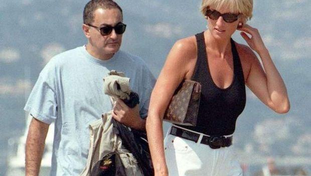 Putri Diana dan Dodi Al Fayed