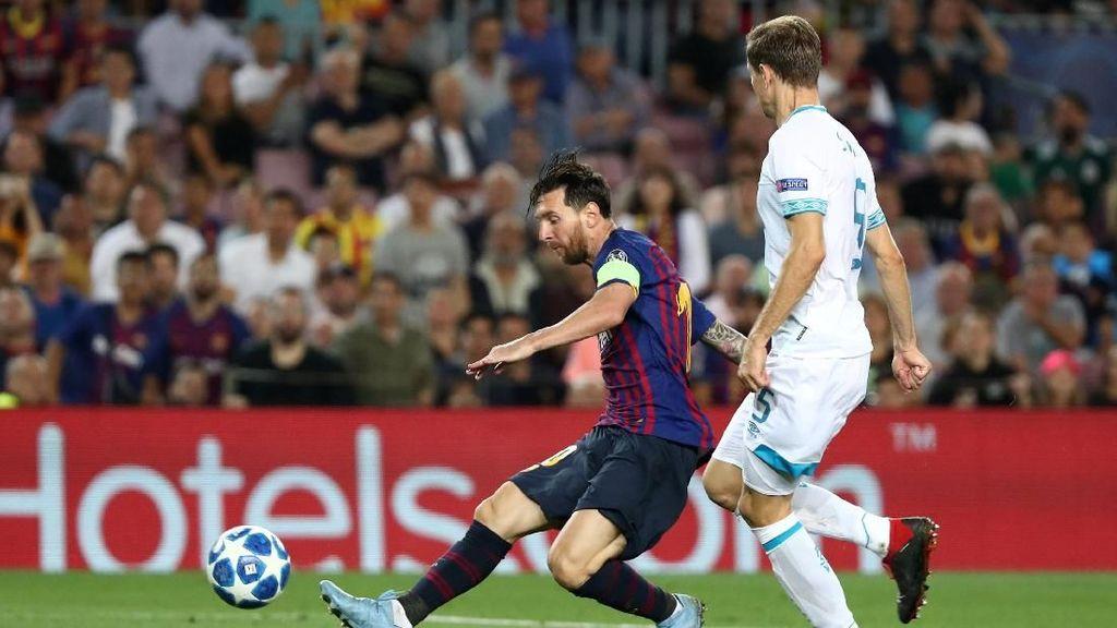 Messi Sang Predator: Tak Banyak Gerak tapi Mematikan