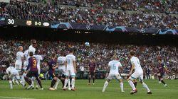 Barcelona Ungguli PSV di Babak Pertama Berkat Tendangan Bebas Messi