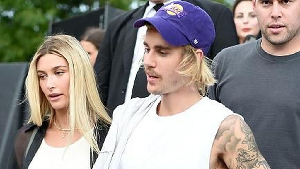 Ups! Justin Bieber-Hailey Baldwin Kepergok Mesra di Bar Khusus Gay