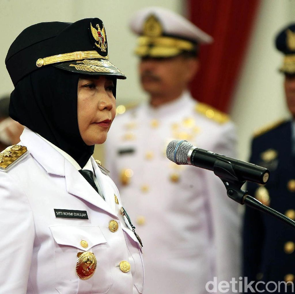 Diusung PD-PKS, Wagub NTB Blak-blakan Dukung Jokowi 2 Periode