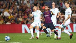 Hasil Liga Champions: Messi Hat-trick, Barcelona Hajar PSV 4-0