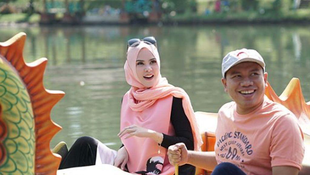 Vicky Ngajak Balikan, Angel Lelga Menolak