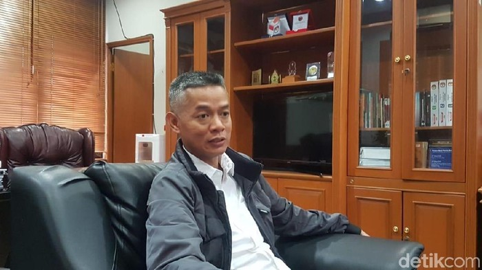 Foto: Komisioner KPU, Wahyu Setiawan (Dwi-detik)