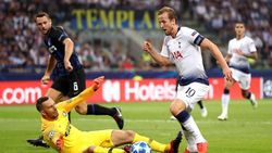 Inter Vs Spurs Masih Tanpa Gol di Babak Icardi