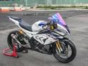 Gokil, Yamaha R15 Disulap Mirip Moge yang Harganya Rp 2 Miliar