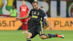 Chiellini: Liga Champions Jangan Jadi Obsesi, tapi...