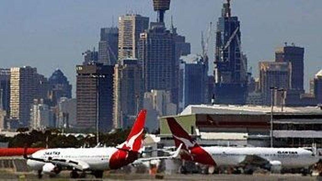 Bandara Sydney Kian Padat, Larangan Beroperasi Malam Perlu Ditinjau