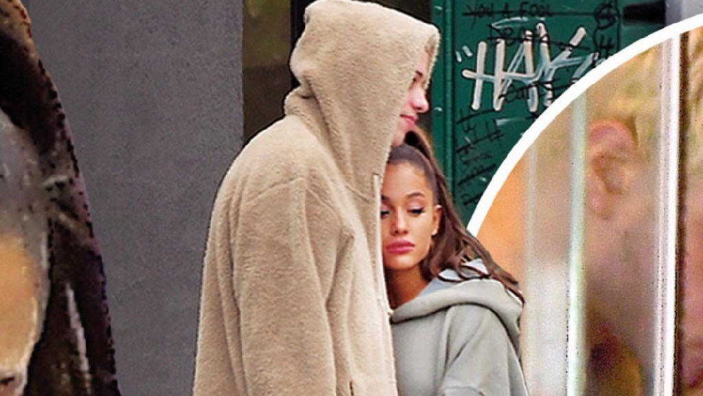 Jalan-jalan di Manhattan dengan Pacar, Ariana Grande Sembab