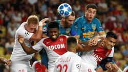 Hasil Liga Champions: Atletico Menang 2-1 di Markas AS Monaco