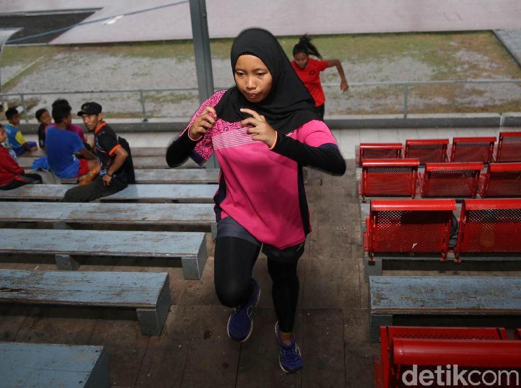 Asian Para Games Kian Dekat, Sprinter Karisma Evi Gugup