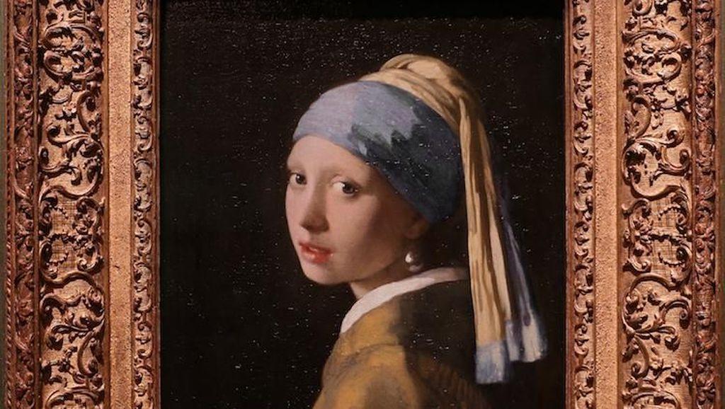 Di Balik Lukisan Girl with a Pearl Earring dari Abad ke-17
