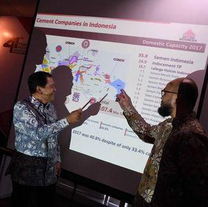 Semen Indonesia Targetkan Ekspor 3 Juta Ton Senilai Rp 4,44 T