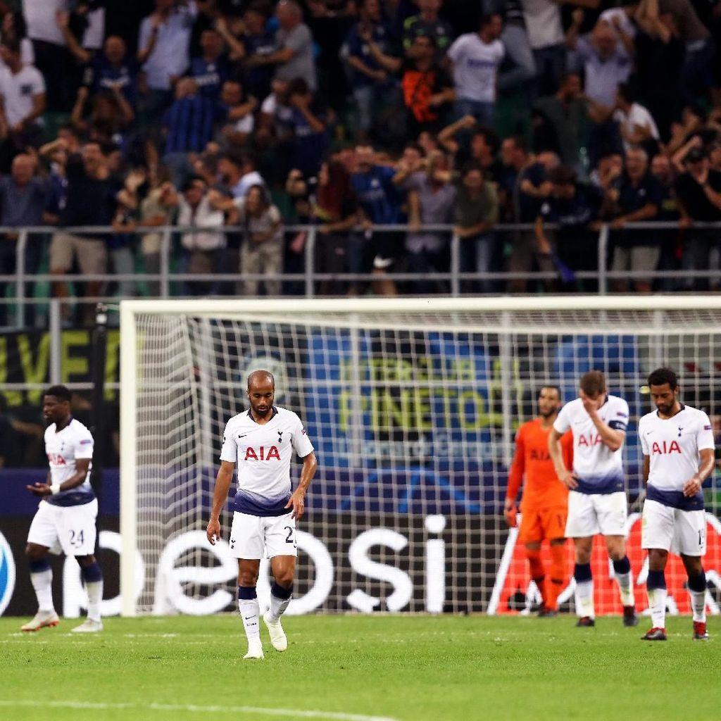 Hasil yang Kejam untuk Tottenham