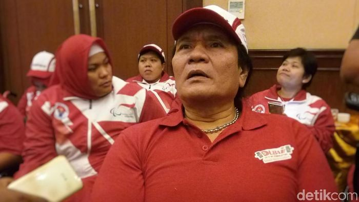 Ketua NPC Indonesia, Senny Marbun