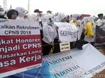 Ini 6 Tuntutan Guru Honorer di Sukabumi
