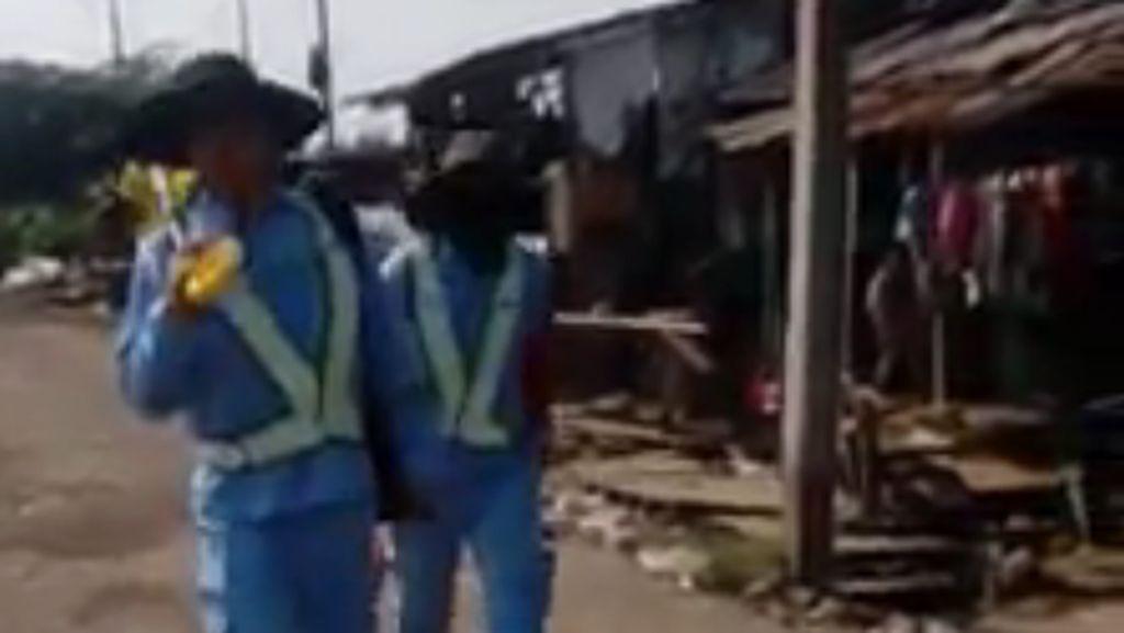 WN China di Bekasi yang Viral Ternyata dari Proyek Kereta Cepat