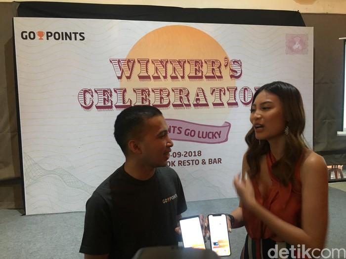 Go-Points menjadi cara Go-Jek meningkatkan loyalitas penggunanya (Foto: detikINET/Agus Tri Haryanto)