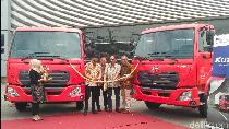 Truk UD Truck Kuzer Hadir di Surabaya
