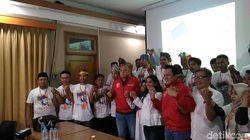 Komunitas Muda Amin Indonesia Deklarasi Dukung Jokowi-Maruf