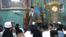 Pejabat di Palembang Wajib Salat Subuh