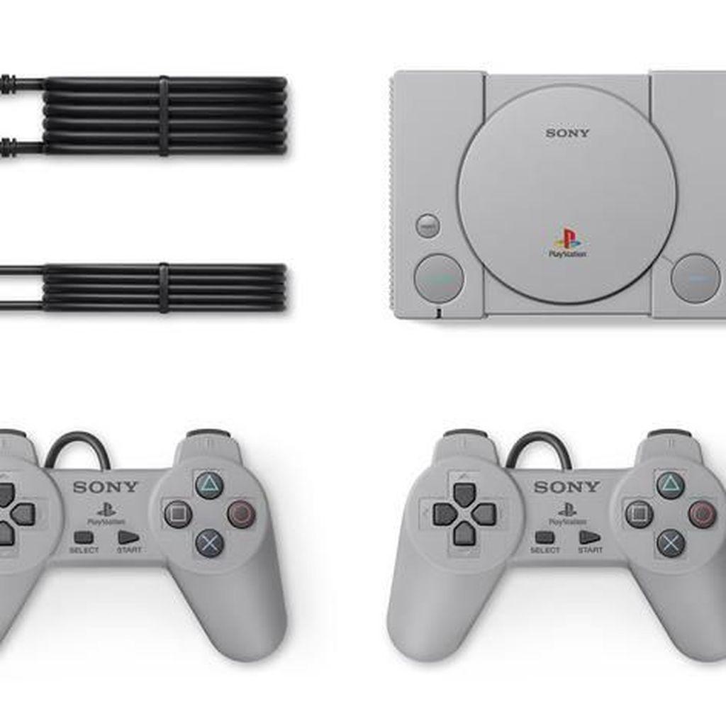 Pengumuman! Sony Akan Rilis PlayStation Classic