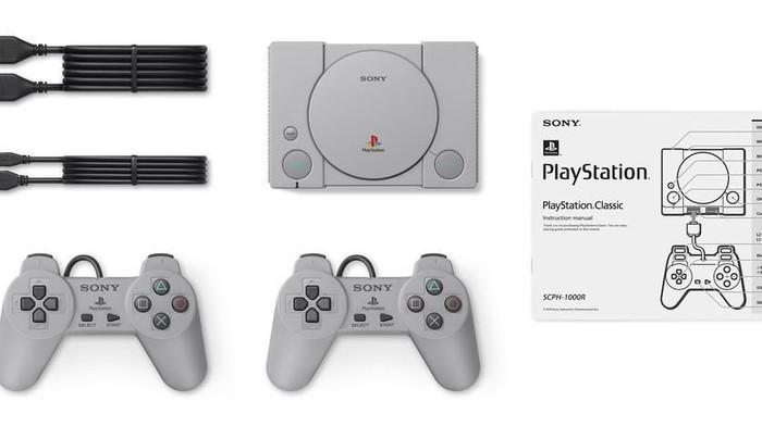 Daftar lengkap 20 judul game jadul untuk PlayStation Classic (Foto: PlayStation)
