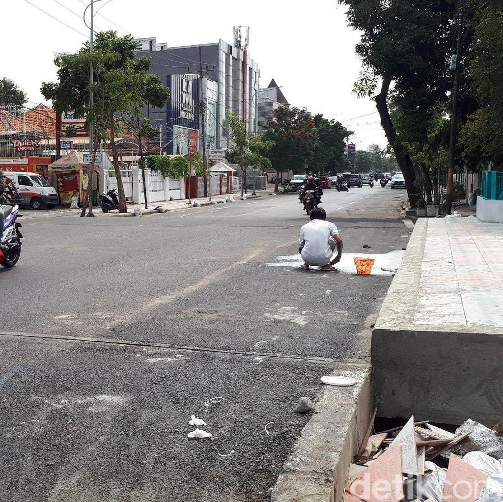 Hore, Jembatan Kartini Akhirnya Dibuka Lagi