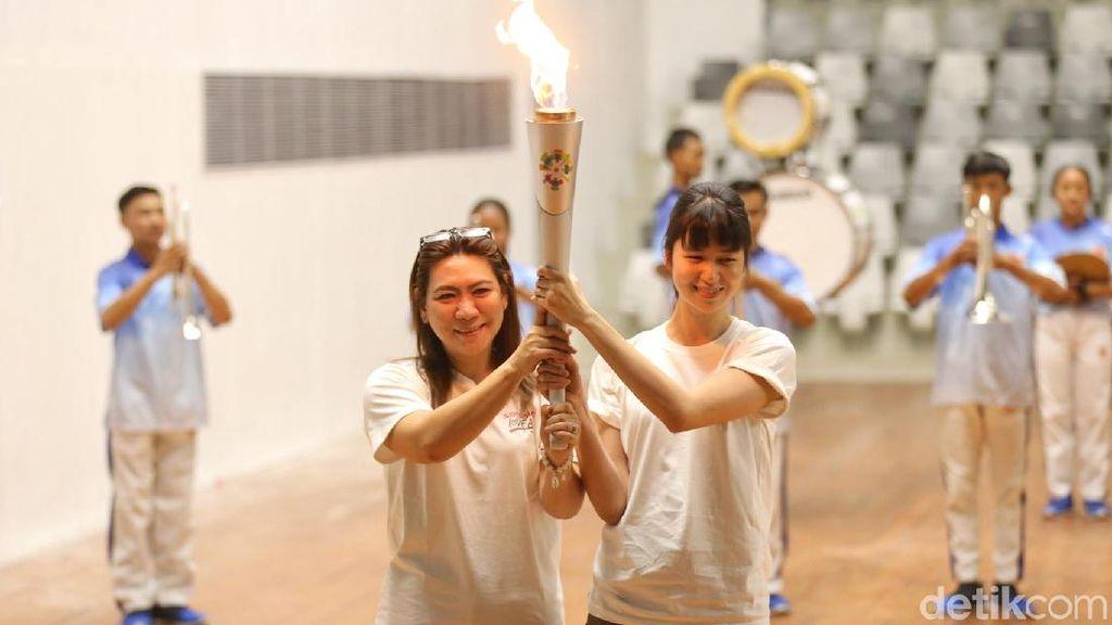 Perankan Susy Susanti, Laura Basuki Belajar Bulutangkis dari Nol