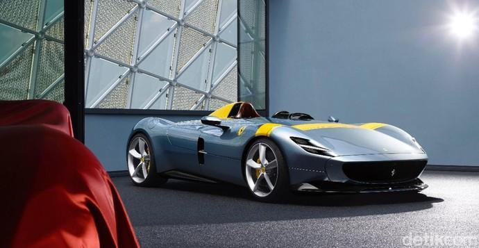 Ferrari untuk Pencinta Sejati