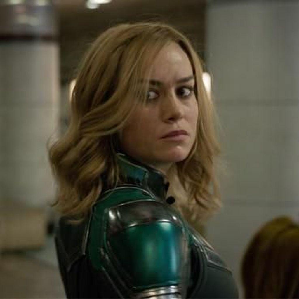 Captain Marvel Disembunyikan di Trailer Avengers: Endgame