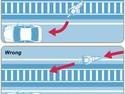 Cara Aman Menyeberangi Rel Kereta Api Agar Motor Tidak Tergelincir