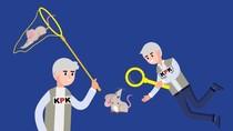 220 Wakil Rakyat Terjerat Pidana Korupsi