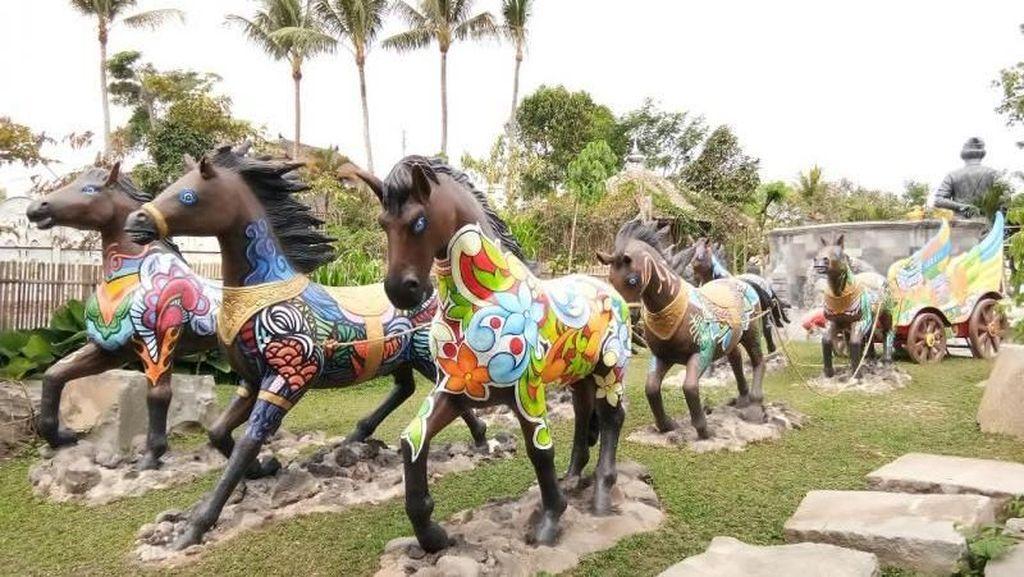 Ini Tempat Liburan Santai Sambil Bikin Karya Seni di Magelang