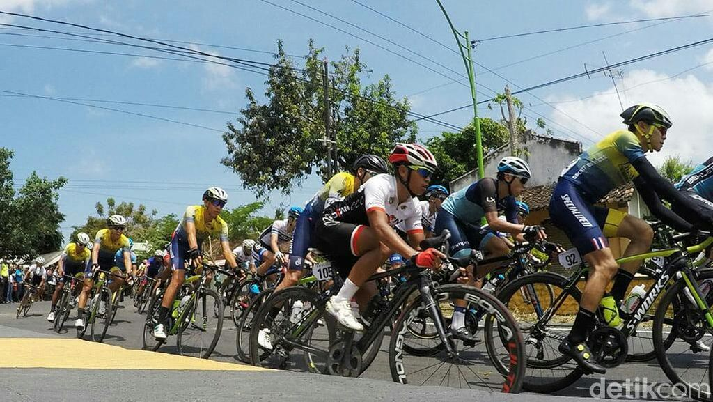 Kinan Cycling Team Targetkan Juara Umum Tour de Banyuwangi Ijen