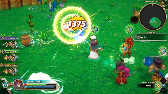 Valthirian Arc: Hero School Story, buah karya dari developer game Indonesia (Foto: dok: Agate)