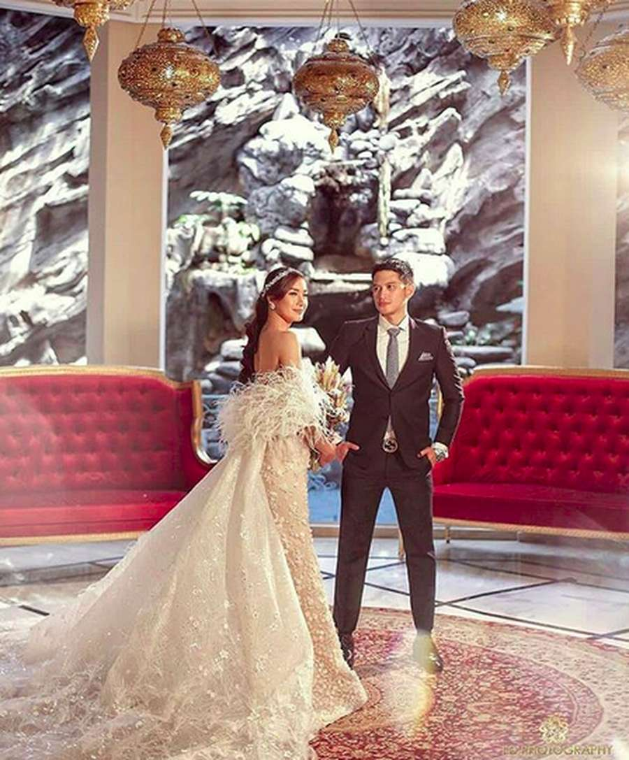 Intip Foto Prewedding Rezky Aditya dan Patricia Razer