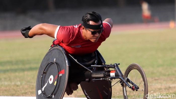 Atlet Asian Para Games sebagian belum terima alat (Agung Pambudhy/detikSport)