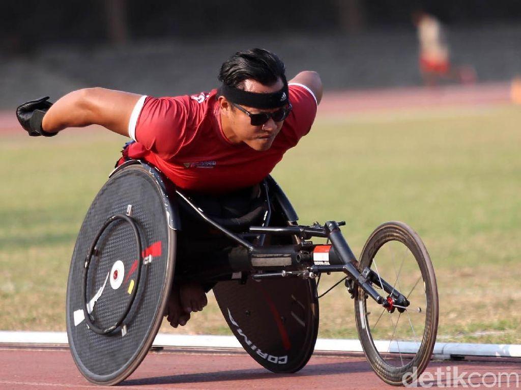 Para Atletik Belum Terima Alat Sepenuhnya
