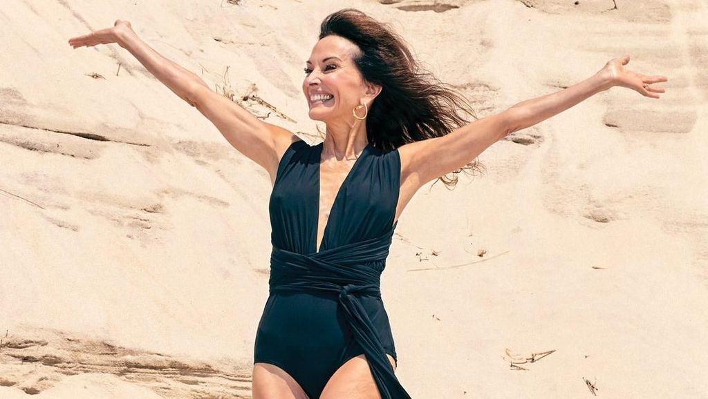 Usia 71 Tahun, Aktris Ini PD Pemotretan Majalah Pakai Baju Renang Seksi