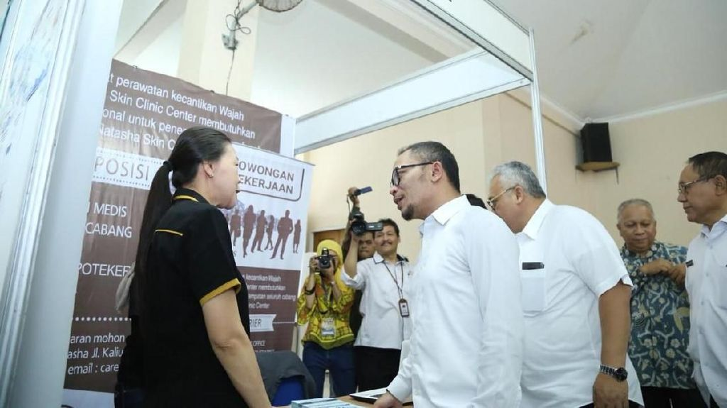 Serbu! Ada 9.000 Lowongan Pekerjaan di Job Fair BLK Bekasi