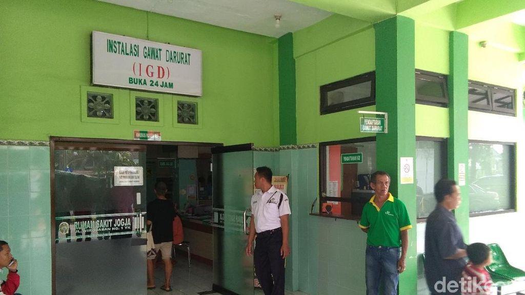Diduga Keracunan Usai Makan Soto, 32 Orang di Yogya Dilarikan ke RS