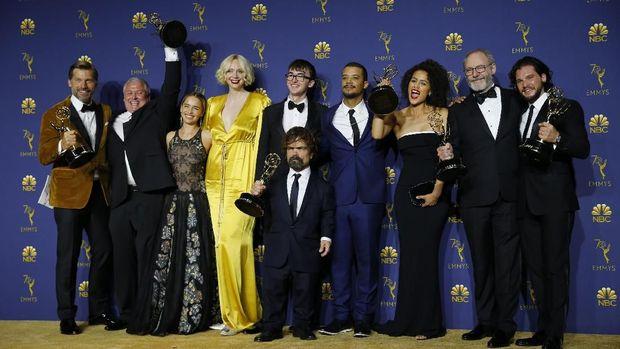 Ini Daftar Lengkap Pemenang Emmy Award ke-70