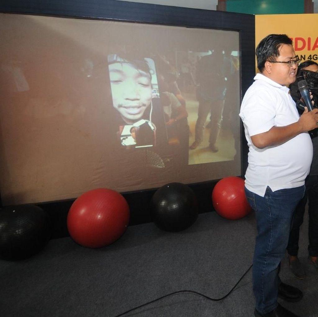 Indosat Kian Selimuti Kalimantan Selatan dengan 4G Plus