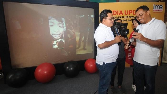Indosat selimuti Kalimantan Selatan dengan 4G Plus (Foto: Indosat Ooredoo)