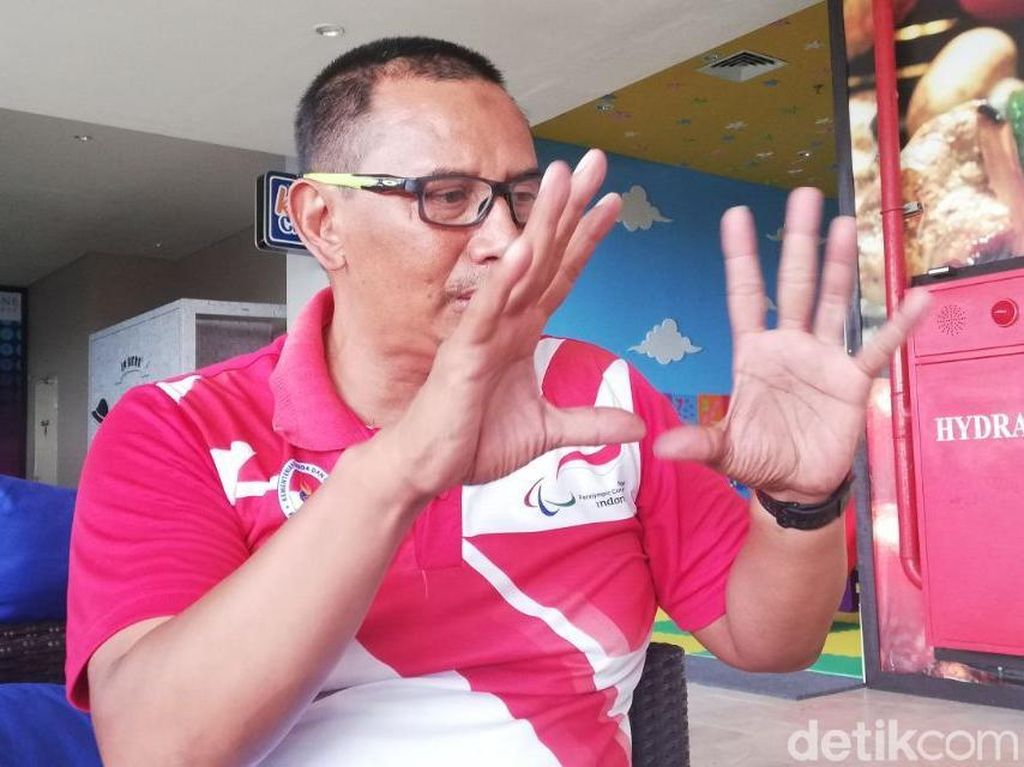 Asian Para Games Kian Dekat, Pelatih Balap Sepeda Siaga 24 Jam