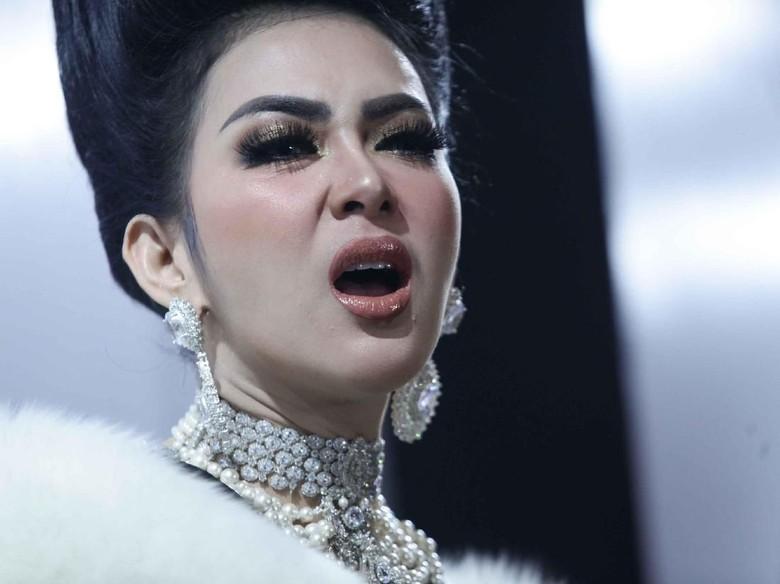Foto: Syahrini (Pradita Utama/detikHOT)