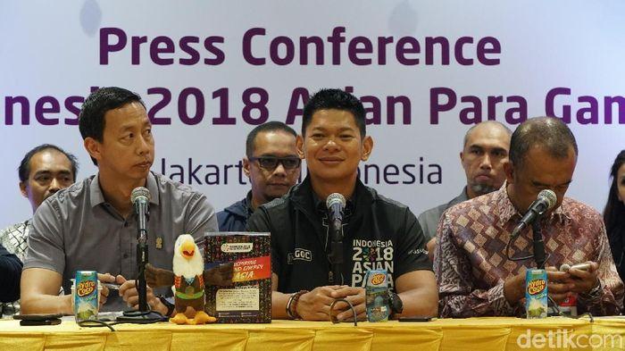 Ketua INPAGOC Raja Sapta Oktohari (Femi Diah/detikSport)