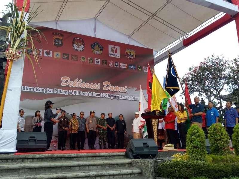 The Island of Paradise, Bali Siap Gelar Pemilu 2019 Damai